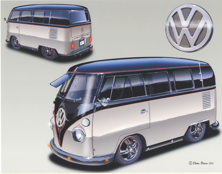 """The Short Bus"" by Steven Brown..."